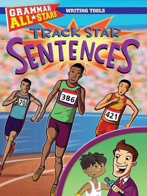 cover image of Track Star Sentences