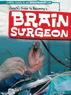 cover image of Gareth's Guide to Becoming a Brain Surgeon