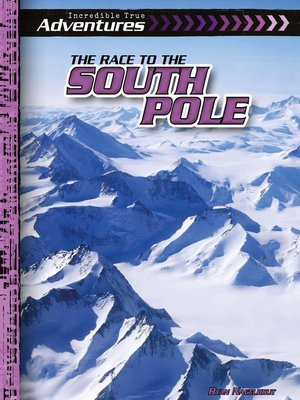 cover image of The Race to the South Pole