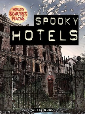 cover image of Spooky Hotels