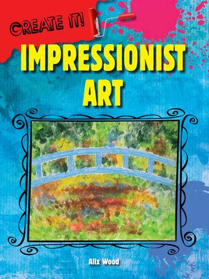 cover image of Impressionist Art
