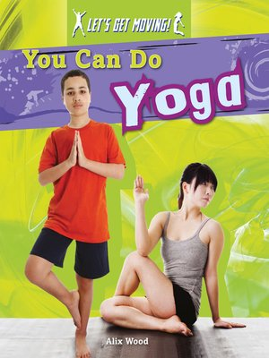 cover image of You Can Do Yoga