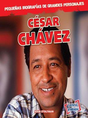 cover image of César Chávez (Cesar Chavez)