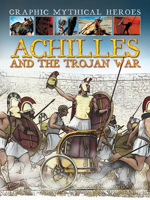 cover image of Achilles and the Trojan War