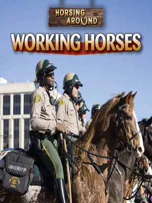 cover image of Working Horses