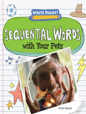 cover image of Sequential Words with Your Pets