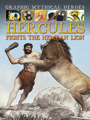 cover image of Hercules Fights the Nemean Lion