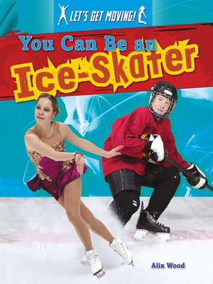 cover image of You Can Be an Ice-Skater