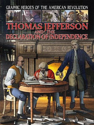 cover image of Thomas Jefferson and the Declaration of Independence