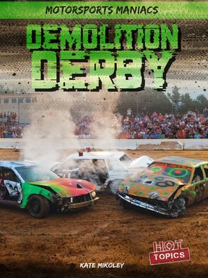 cover image of Demolition Derby