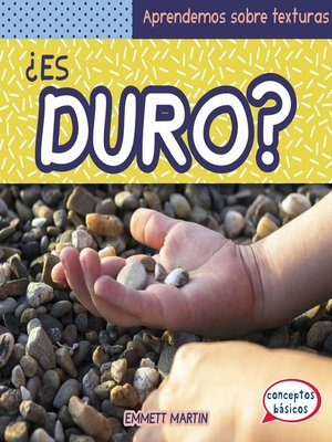 cover image of ¿Es duro? (What Is Hard?)