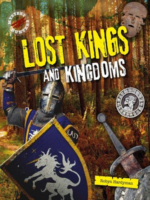 cover image of Lost Kings and Kingdoms
