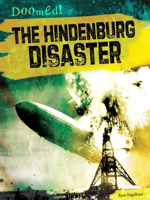 cover image of The Hindenburg Disaster