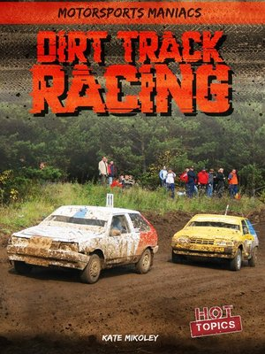 cover image of Dirt Track Racing