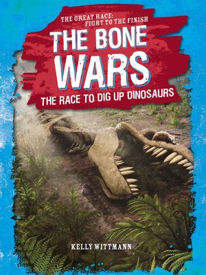 cover image of The Bone Wars