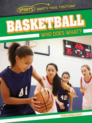 cover image of Basketball: Who Does What?