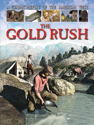 cover image of The Gold Rush