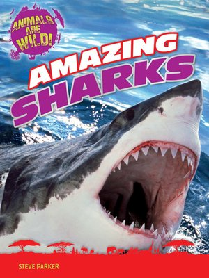cover image of Amazing Sharks
