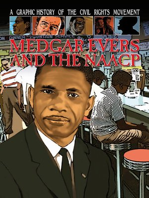 cover image of Medgar Evers and the NAACP