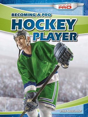 cover image of Becoming a Pro Hockey Player