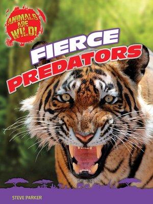cover image of Fierce Predators
