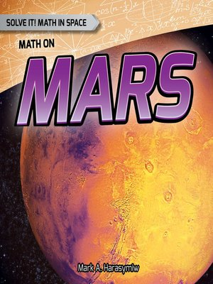 cover image of Math on Mars