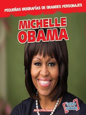 cover image of Michelle Obama