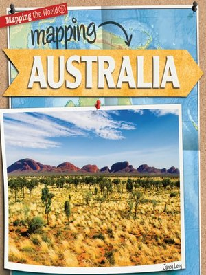 cover image of Mapping Australia