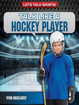 cover image of Talk Like a Hockey Player
