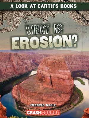 cover image of What Is Erosion?