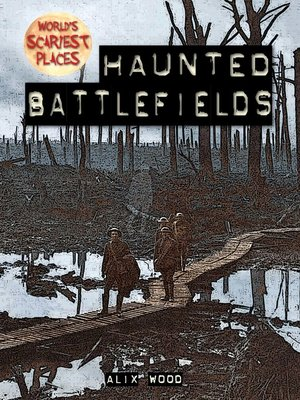 cover image of Haunted Battlefields