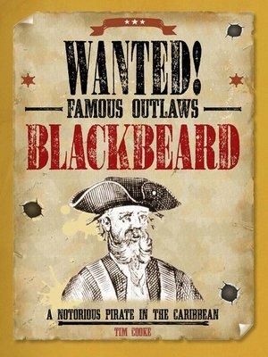 cover image of Blackbeard
