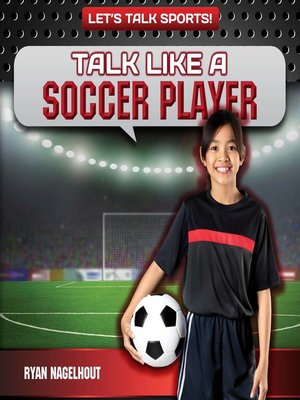 cover image of Talk Like a Soccer Player