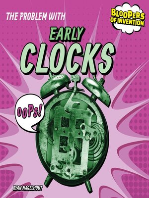 cover image of The Problem with Early Clocks