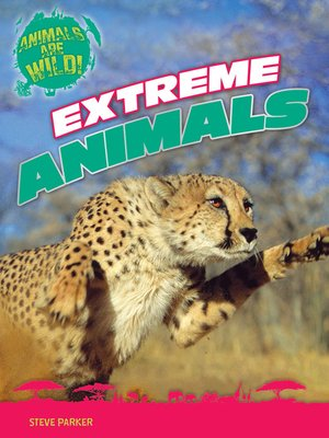 cover image of Extreme Animals