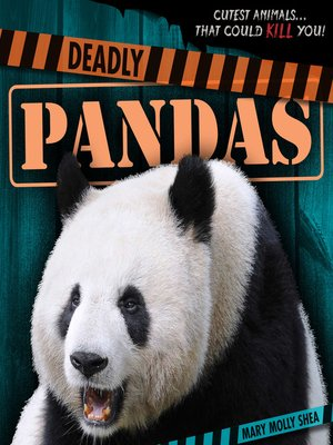 cover image of Deadly Pandas