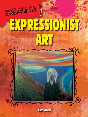 cover image of Expressionist Art