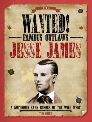 cover image of Jesse James