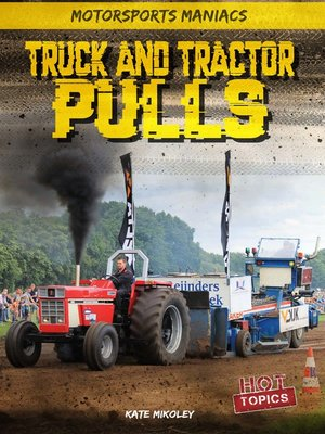 cover image of Truck and Tractor Pulls