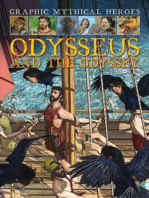 cover image of Odysseus and the Odyssey