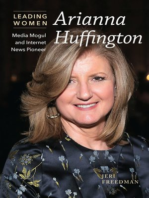 cover image of Arianna Huffington