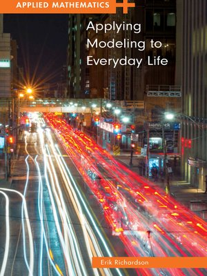cover image of Applying Modeling to Everyday Life