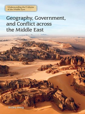 cover image of Geography, Government, and Conflict across the Middle East