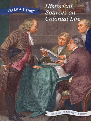 cover image of Historical Sources on Colonial Life