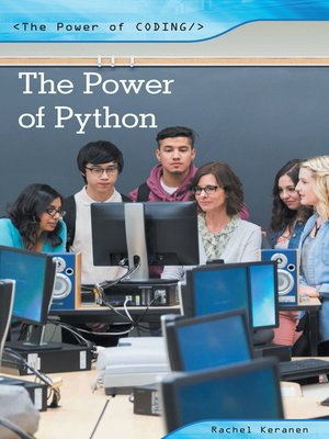 cover image of The Power of Python