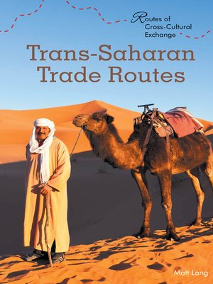 cover image of Trans-Saharan Trade Routes