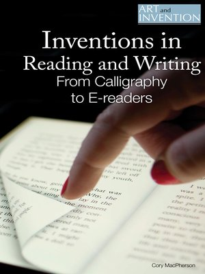 cover image of Inventions in Reading and Writing