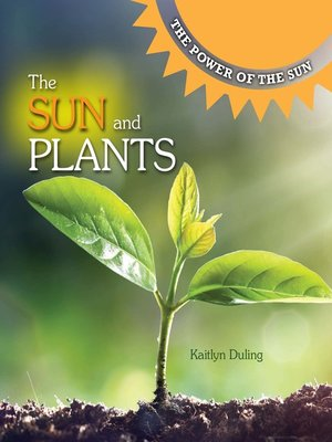 cover image of The Sun and Plants