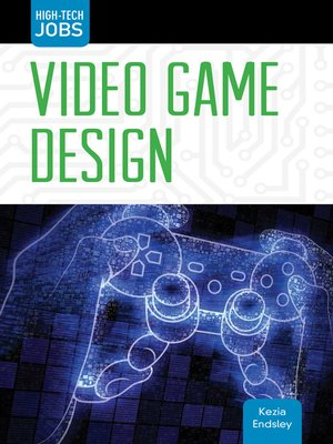 cover image of Video Game Design