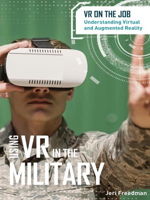 cover image of Using VR in the Military